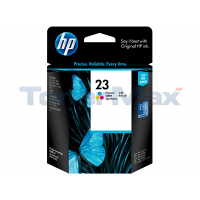 HP 23 INK TRICOLOR 